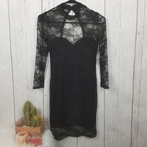 H&M Divided lace dress size XS